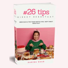 26 tips tegen emotie eten