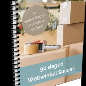 90 dagen Webwinkel Succes