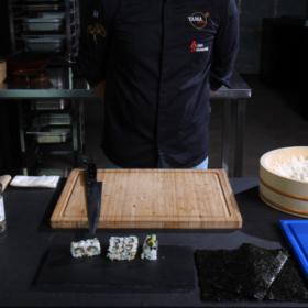 Cursus sushi maken