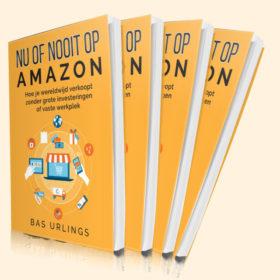 Gratis Boek - Nu of Nooit op Amazon