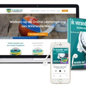 Online afvallen zonder dieet