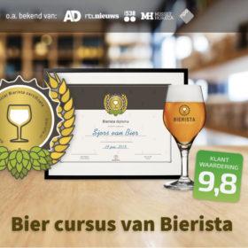 Bier cursus van Bierista
