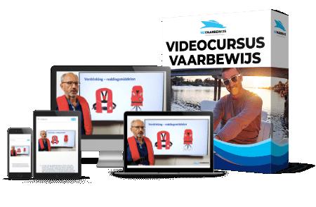 Vaarbewijs cursus online